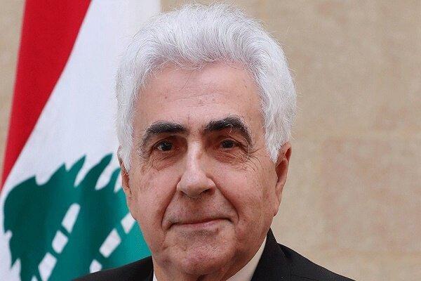 ملاقات وزیر خارجه لبنان با مقام سازمان ملل