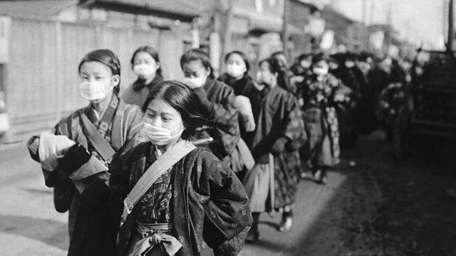 دنیا بعد از همه گیری 1918 چه شکلی شد؟